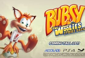 "Bubsy is Back In The All New ""Bubsy: The Woolies Strike Back"""
