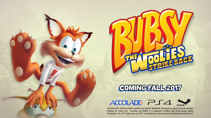 Bubsy: The Woolies Strike Back - #GTUSA 1