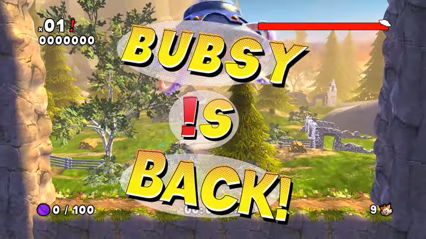 Bubsy: The Woolies Strike Back - #GTUSA 2