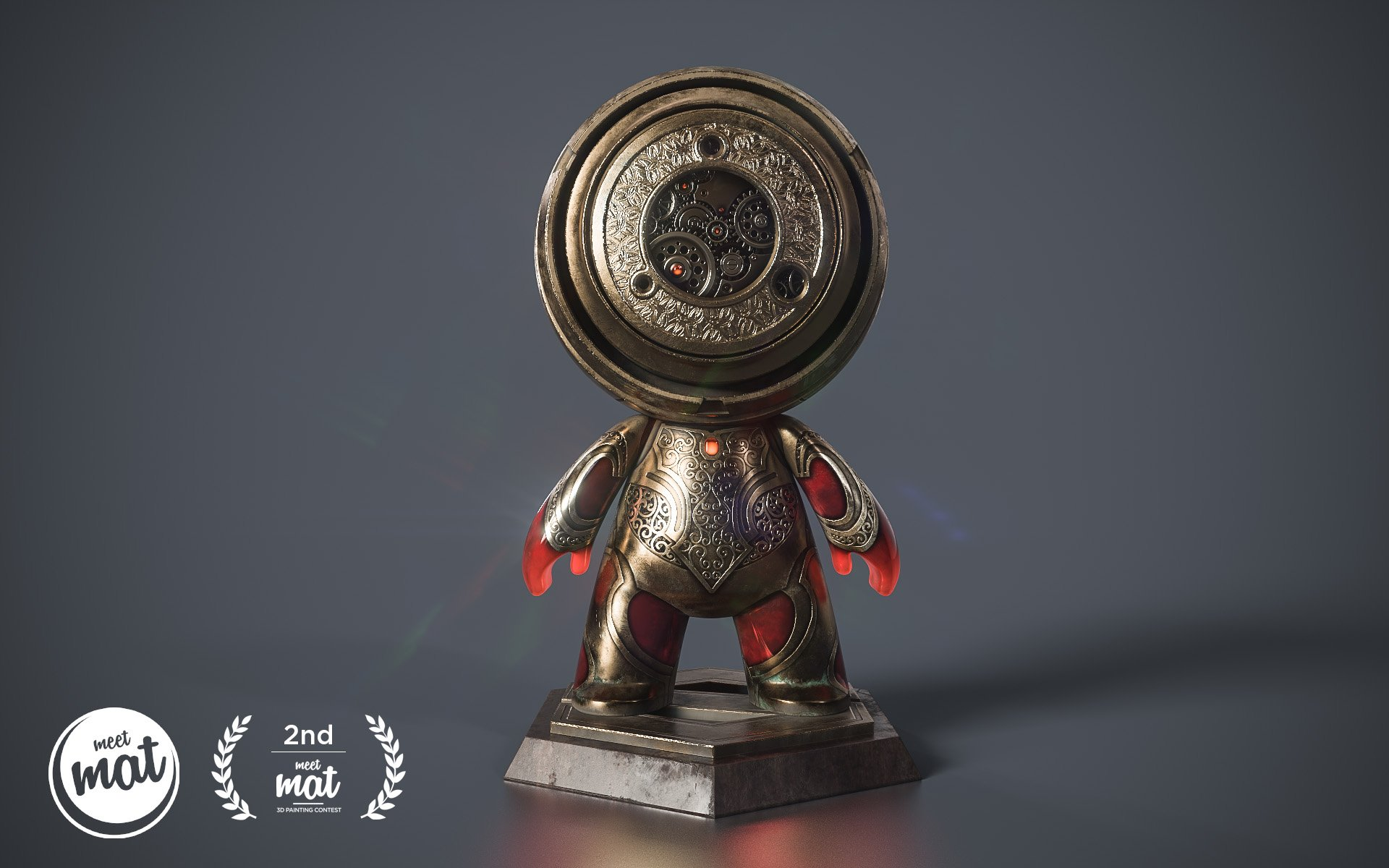 "Allegorithmic's ""Meet MAT"" Contest Breaks Records - #GTUSA 2"