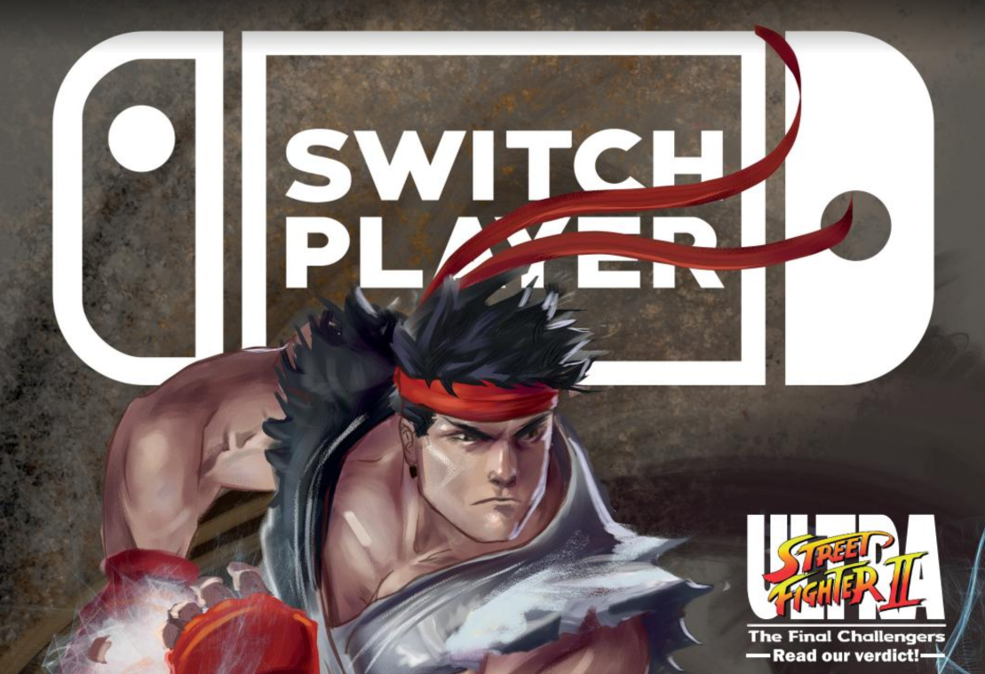 Switch Player Magazine Issue 4 Released - #GTUSA 1