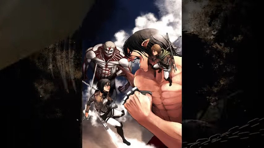 Attack on Titan Season 3 - #GTUSA 2