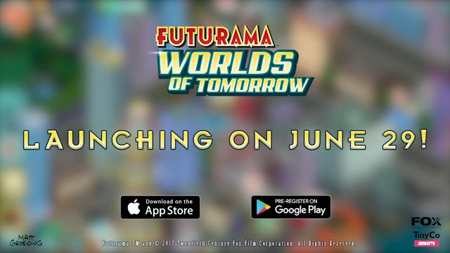 Futurama: Worlds Of Tomorrow - #GTUSA 2