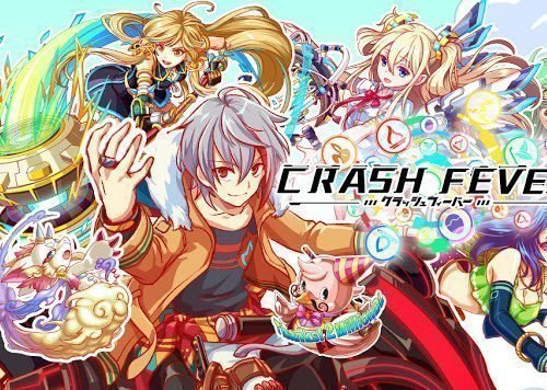 Crash Fever Surpasses 8 Million Downloads Worldwide - #GTUSA 1