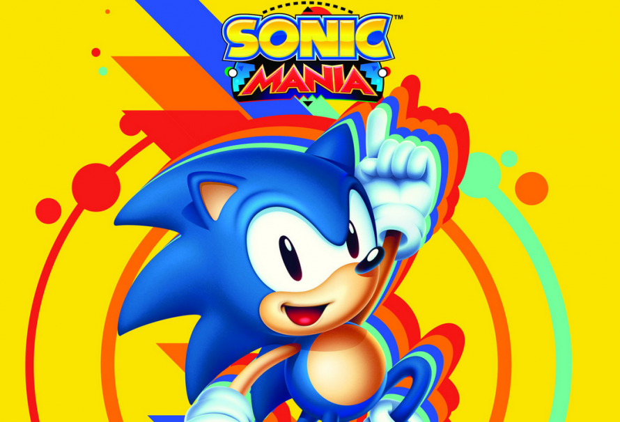 Exclusive Sonic Mania Vinyl Album Announced
