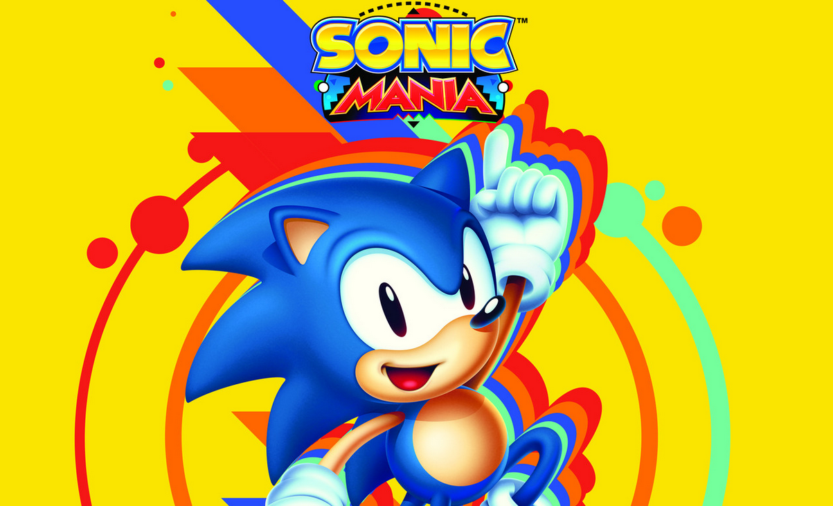 Exclusive Sonic Mania Vinyl Album Announced - #GTUSA 1