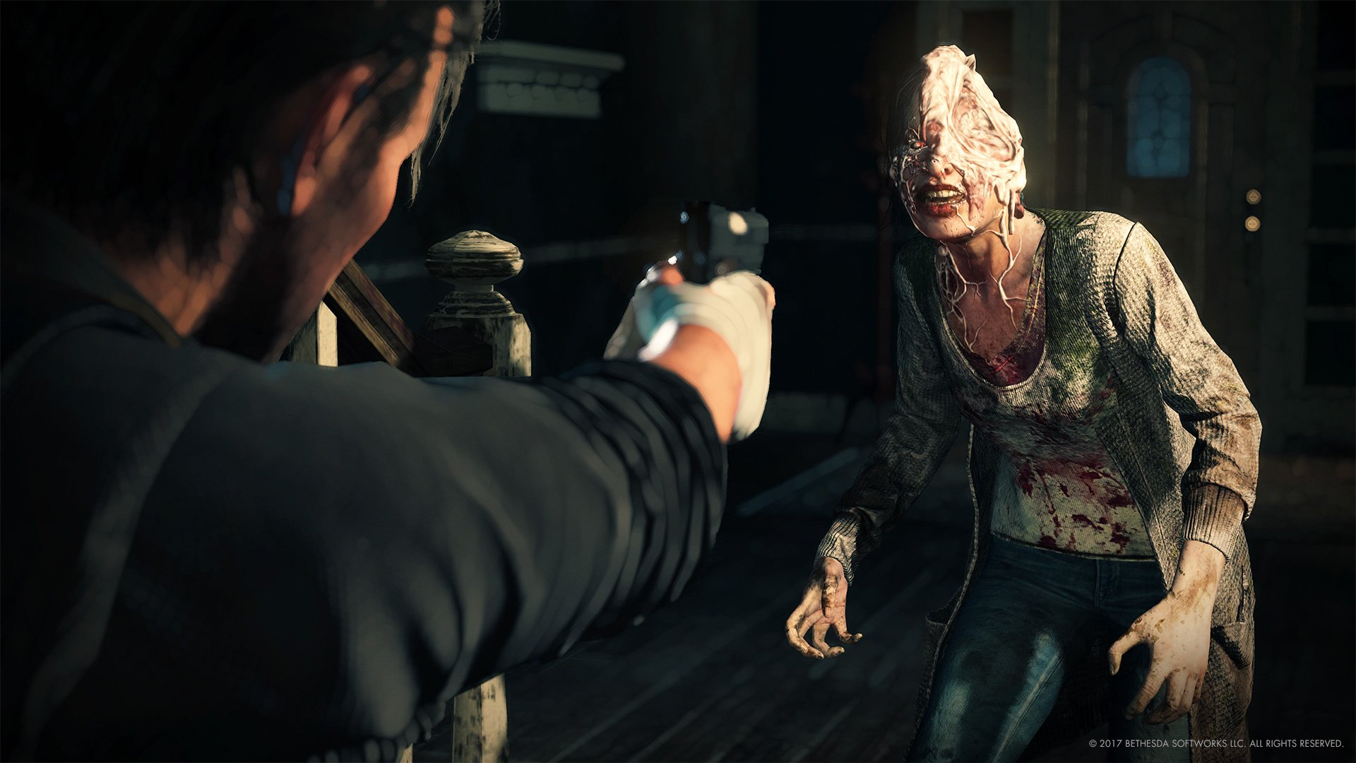 """The Evil Within 2"" Looks Creeptastic! - #GTUSA 2."
