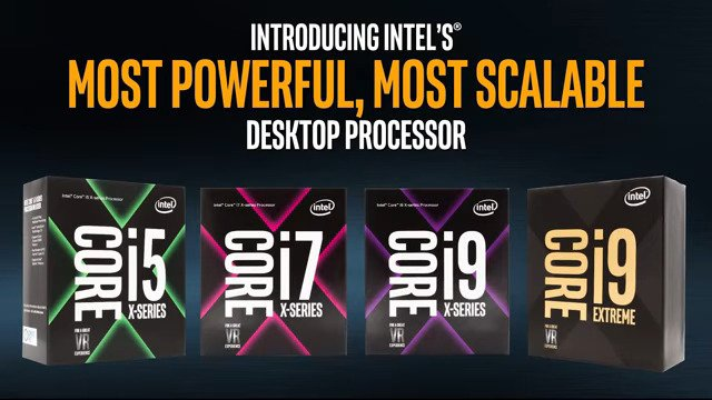 The X in Intel's Core X Series Stands for Extreme - #GTUSA 2