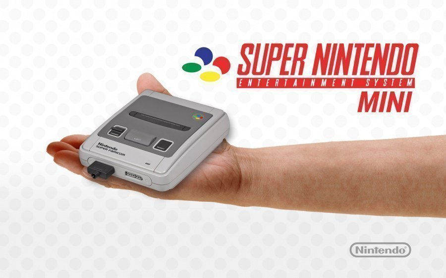 Nintendo Announces Super NES Classic Edition - #GTUSA 1