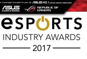 eSports Industry Awards Announce Stage One Finalists