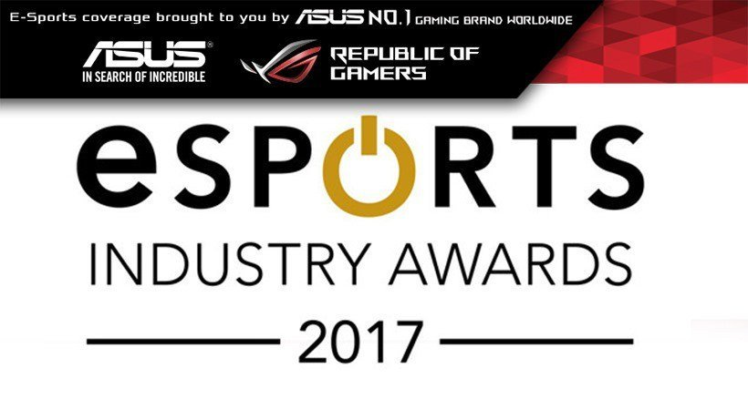 eSports Industry Awards Announce Stage One Finalists - #GTUSA 1