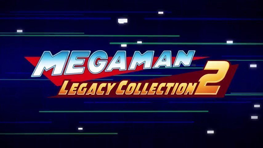 Mega Man Legacy Collection 2 - #GTUSA 1