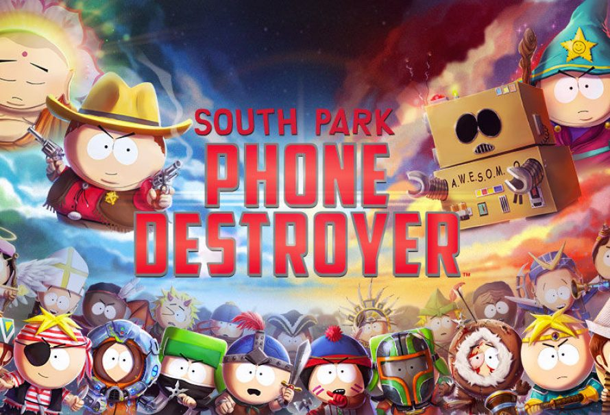 Ubisoft Launches South Park Phone Destroyer In Europe For iOS And Android