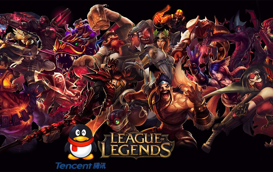 Tencent Holdings wants to invest $15 billion into chinese esports over the next five years