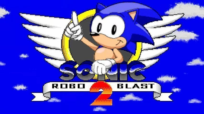 Sonic Robo Blast 2 - Free PC Download (Full Fan Game) - #GTUSA 1