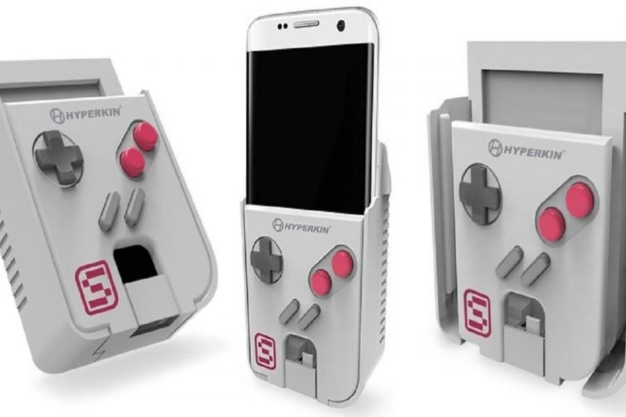 The Smartboy Development Kit for Smartphones - #GTUSA 1
