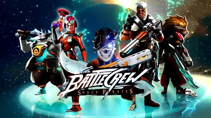 Battlecrew Space Pirates Set For Full Release On July 10th - #GTUSA 1