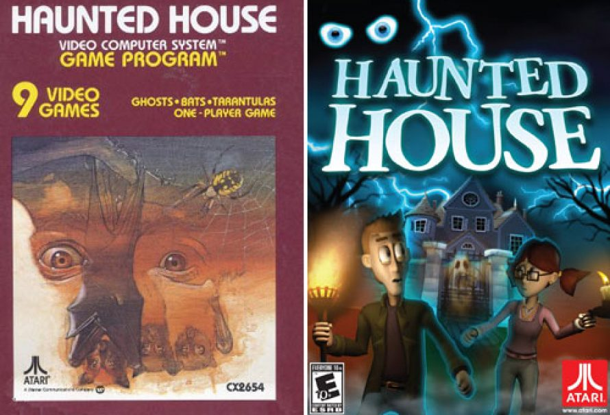 Rookery's Retro Review: Haunted House (Atari 2600)