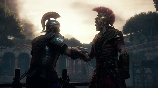 GameSessions Giveaways Launches with RYSE: Son of Rome - #GTUSA 3