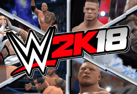 WWE 2K18 Is Coming to Nintendo Switch