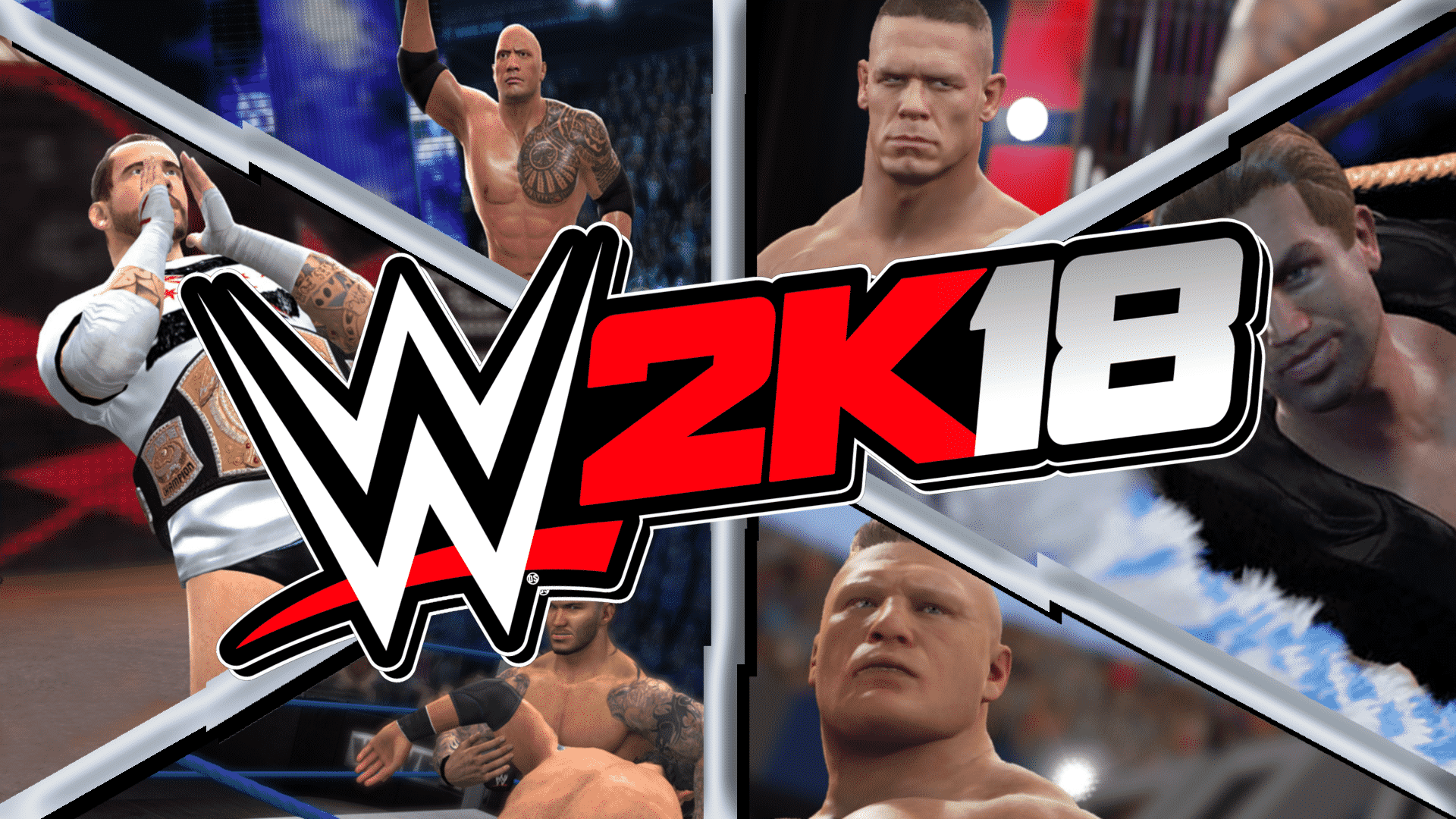 WWE 2K18 Is Coming to Nintendo Switch - #GTUSA 2