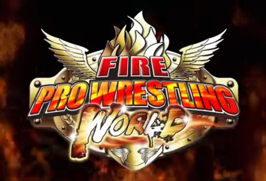 Fire Pro Wrestling World Available Now on Steam Early Access