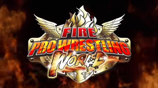 Fire Pro Wrestling World Available Now on Steam Early Access - #GTUSA 1