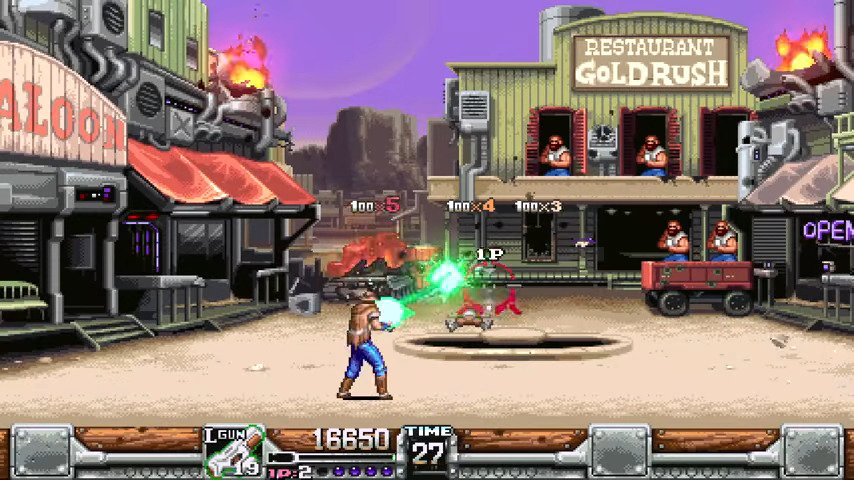 Wild Guns Reloaded Review - #GTUSA 2