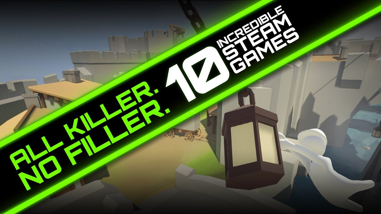Killer Bundle X Set To Thrill Steam Gamers! - #GTUSA 2