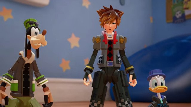 Kingdom Hearts III Goes To Infinity & Beyond - #GTUSA 2