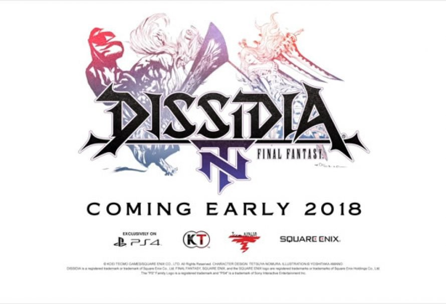 """Signup Details For """"Dissidia Final Fantasy NT"""" Closed Beta"""