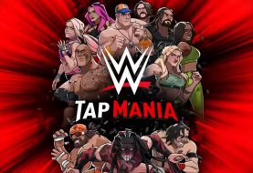 WWE® Tap Mania Out Now on Mobile Devices