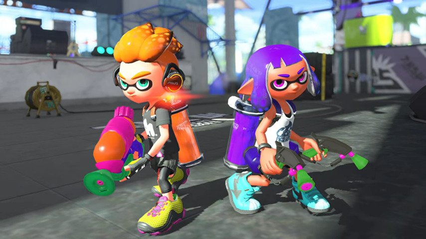 Splatoon 2 for Nintendo Switch - #GTUSA 2