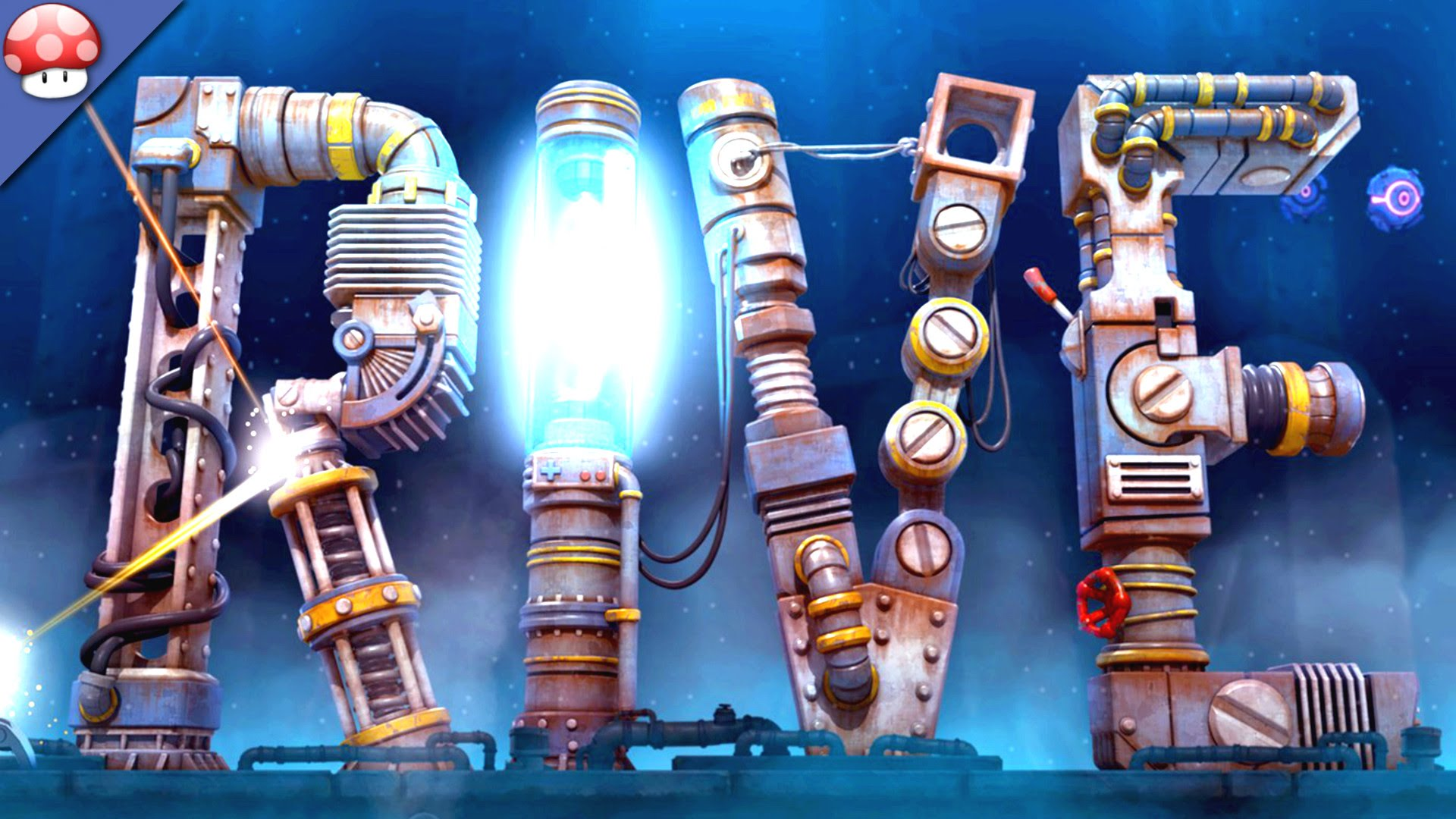 RIVE for Nintendo Switch Nearing Completion - Q&A with Two Tribes - #GTUSA 1