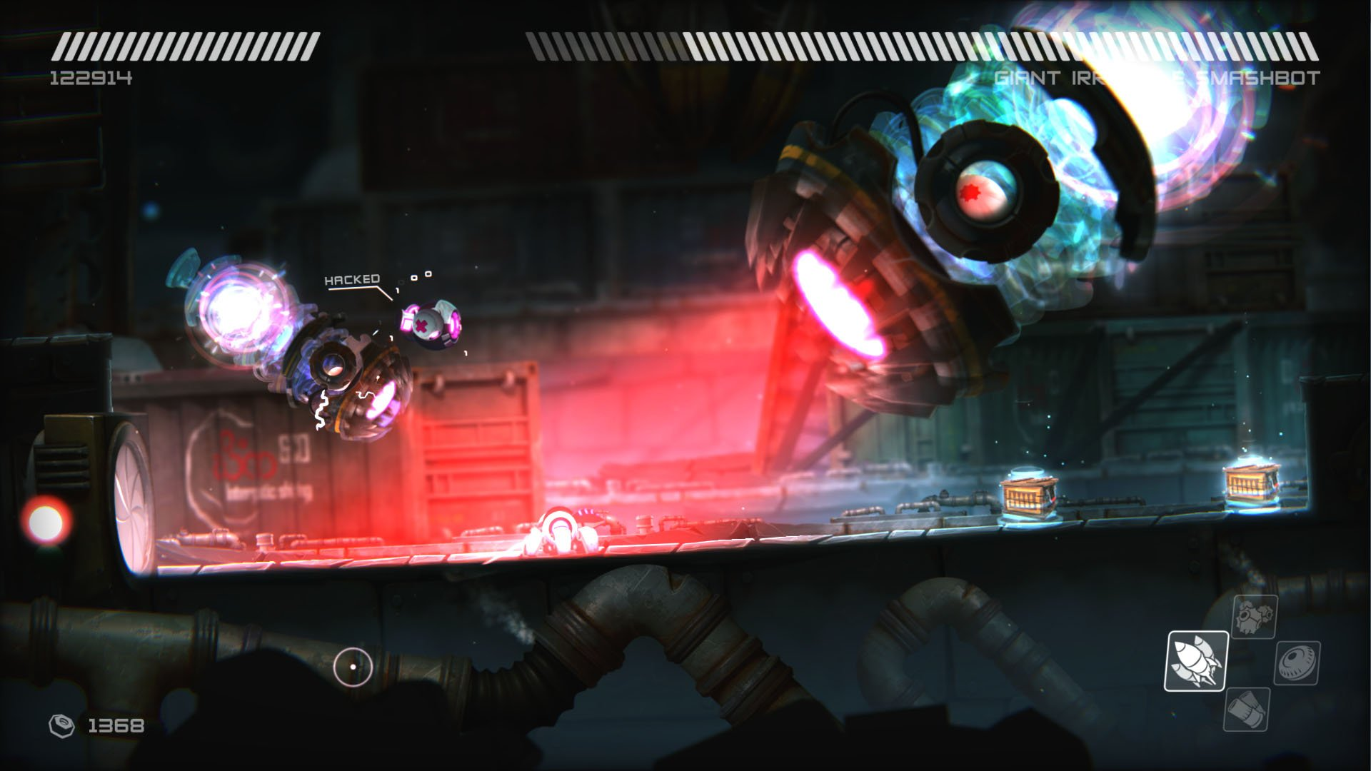 RIVE for Nintendo Switch Nearing Completion - Q&A with Two Tribes - #GTUSA 2