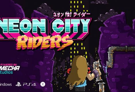 Weekly Kick Pick - Neon City Riders: A Cyberpunk Turf Wars Action Adventure