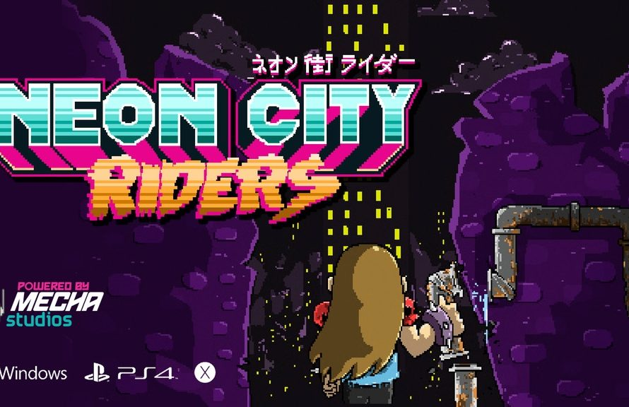 Weekly Kick Pick – Neon City Riders: A Cyberpunk Turf Wars Action Adventure