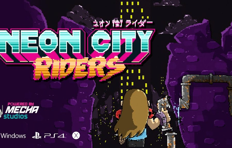 Neon City Riders: A Cyberpunk Turf Wars Action Adventure - #gtusa 1
