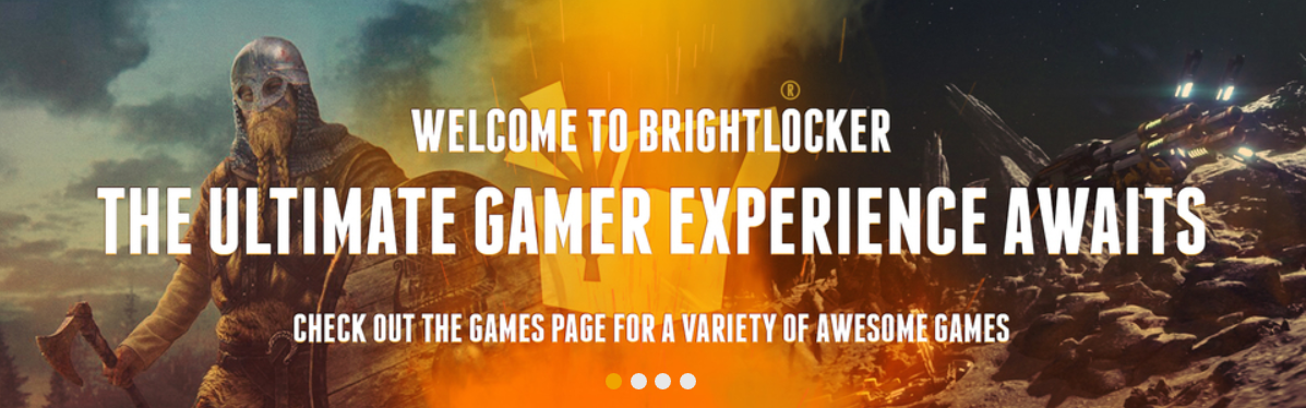 Brightlocker Launches Revolutionary New Gaming Destination - #GTUSA 2
