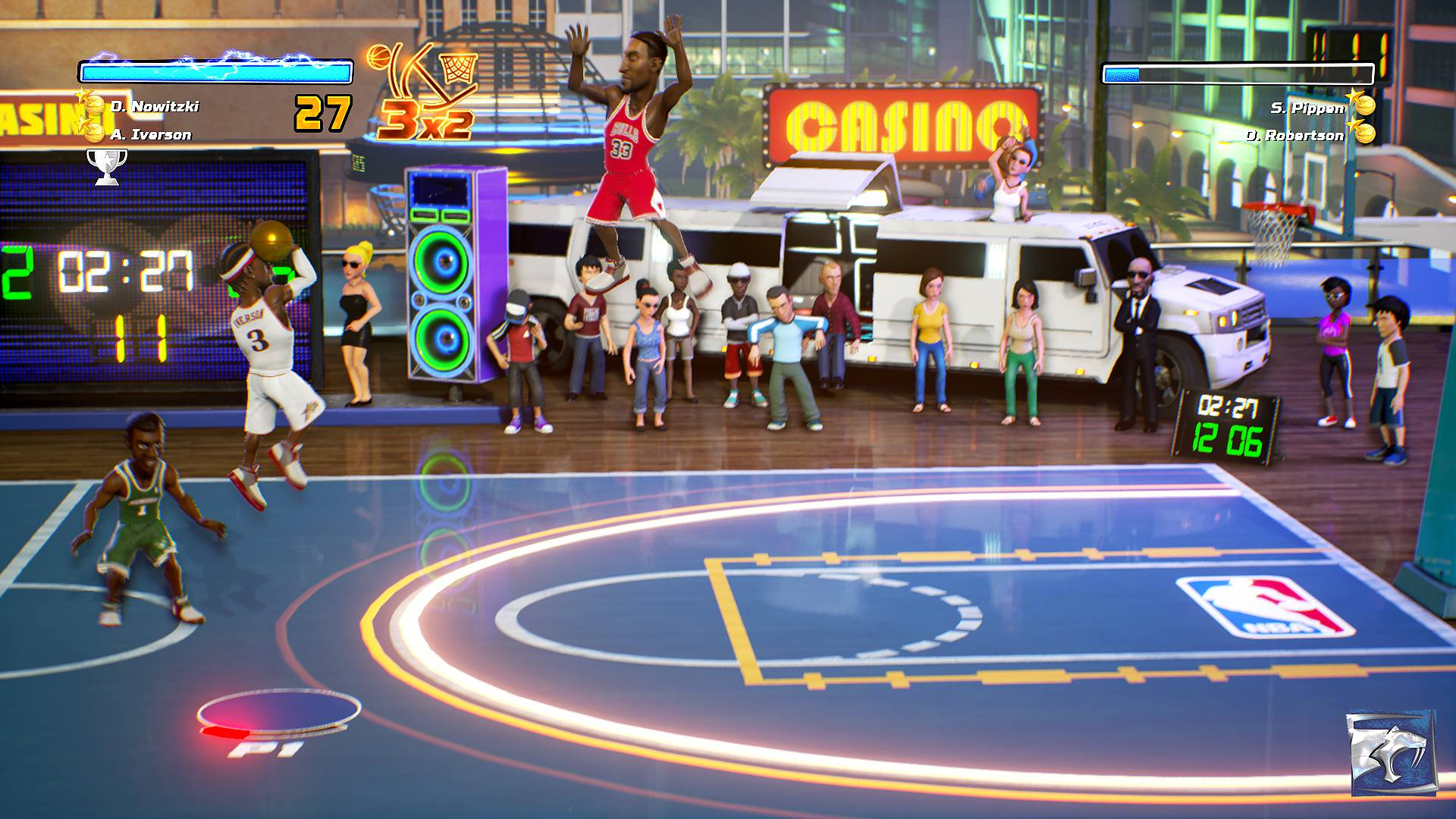 NBA Playgrounds Sells Half-A-Million Units Since Launch - #GTUSA 2