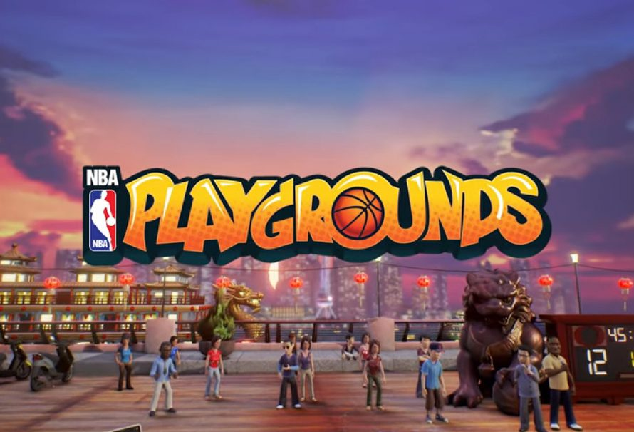 NBA Playgrounds Sells Half-A-Million Units Since Launch