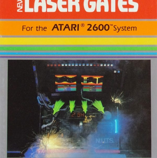 Rookery's Retro Review: Laser Gates (Atari 2600)