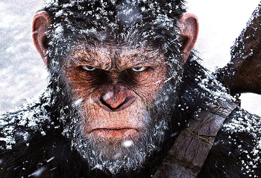 Watch Amazing War For The Planet Of The Apes Promo Video