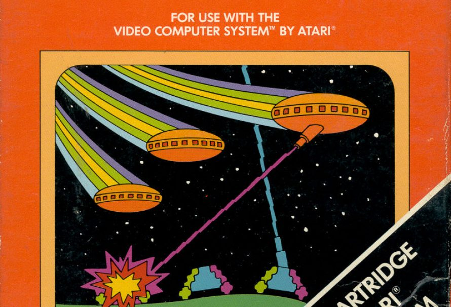 Rookery's Retro Review: Laser Blast (Atari 2600)