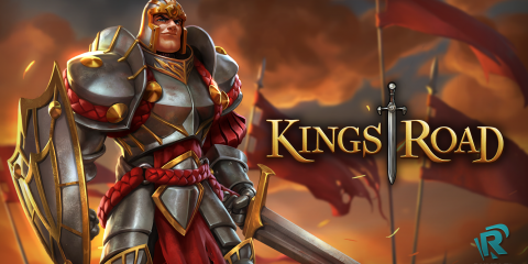Rookery's Retro Review: KingsRoad (Mobile, Facebook, Browser) - #GTUSA 1