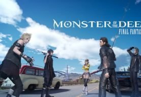 Get Hooked on Monster of the Deep: Final Fantasy XV
