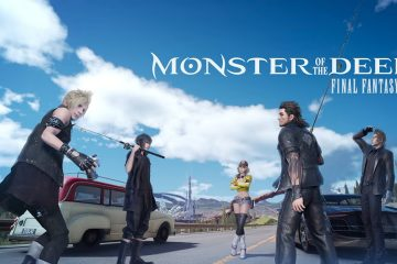 Get Hooked on Monster of the Deep: Final Fantasy XV - #GTUSA 1