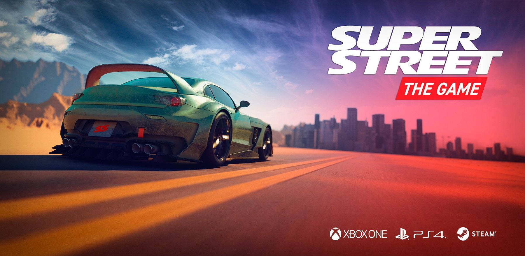 Super Street: The Game Coming In 2018 - #GTUSA 2