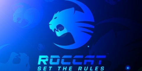 ROCCAT Unveils PC Gaming Accessories for the Holidays 2017 - #GTUSA 1