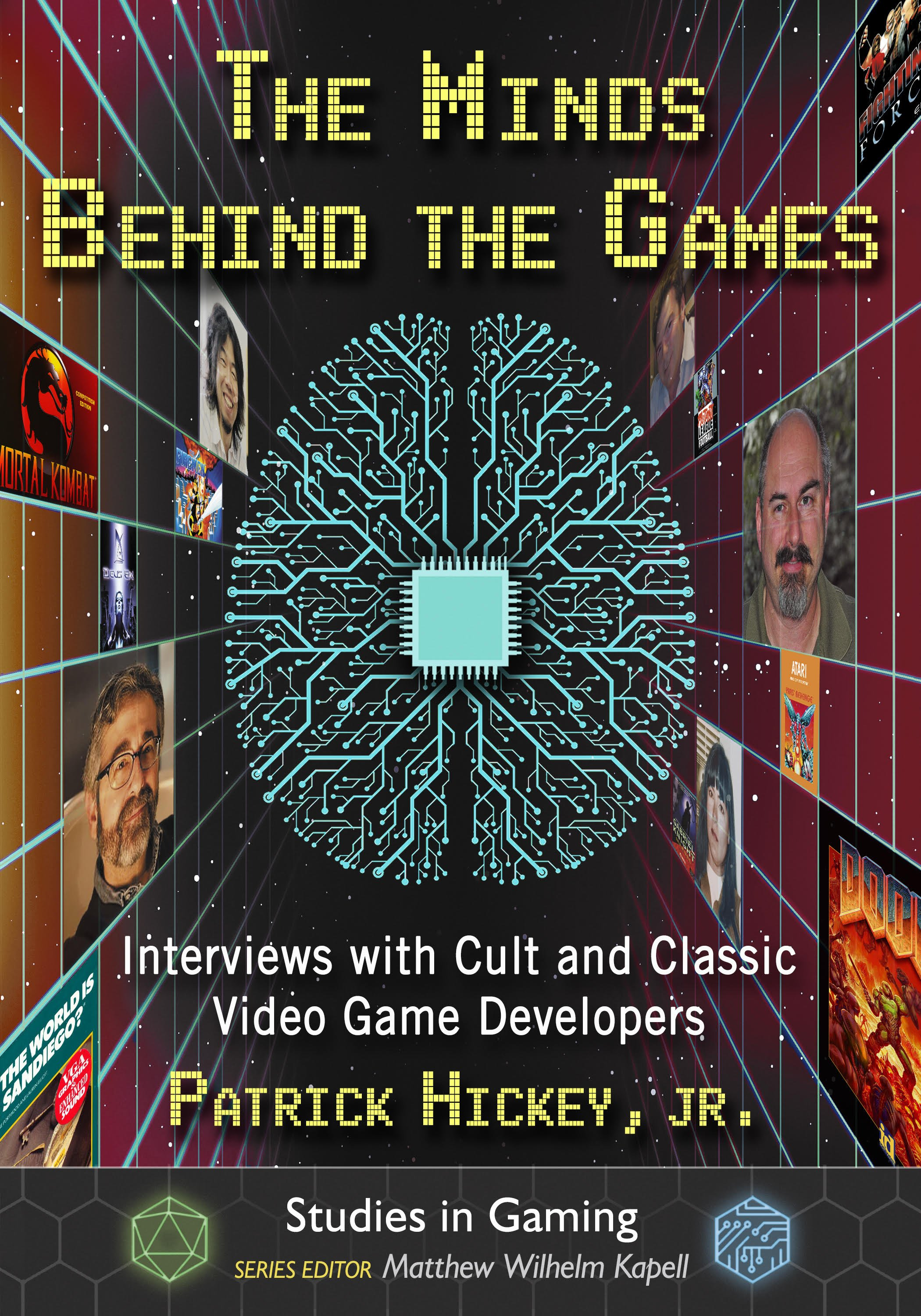 'The Mind Behind The Games' Hits Bookshelves Today - #GTUSA 2